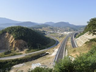 Roads in Bosnia and Herzegovina