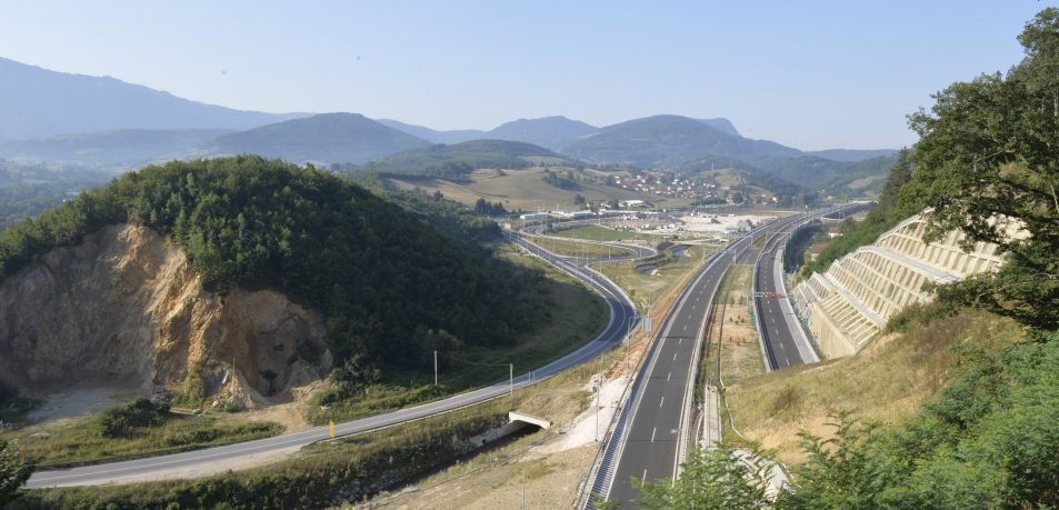 Roads in Bosnia and Herzegovina